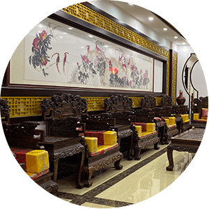 清宝阁-功能区展厅展示