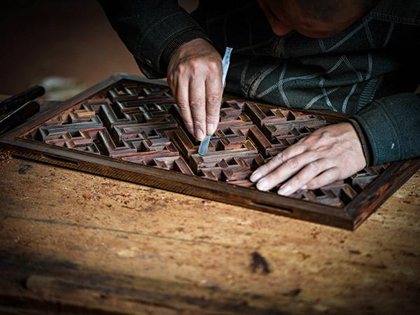 清宝阁-生产细节