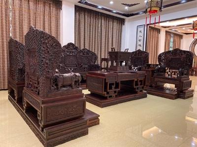 清宝阁-红木家具